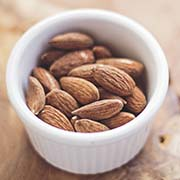 All aboard the almond train