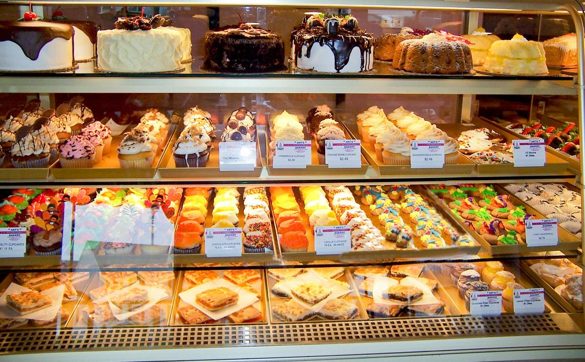 Lebanese Cake Shop Granville