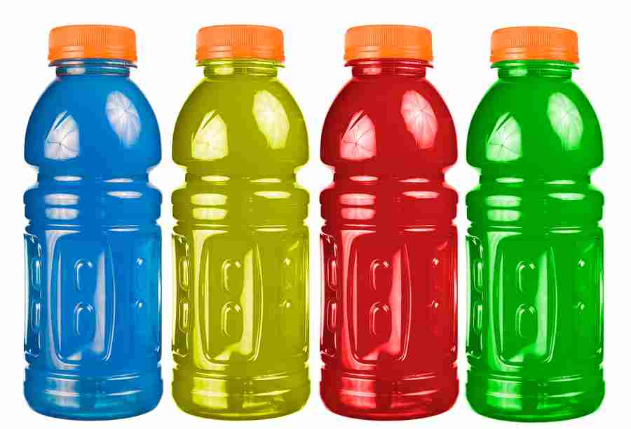 Survey analyses children's consumption of sports drinks