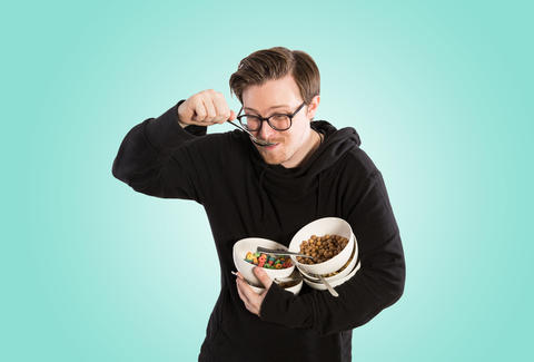Mintel: in the US, cereal is about more than breakfast