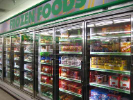 Report: US shoppers increasingly hitting the frozen aisle