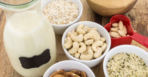 McGill compares pros, cons of plant-based milks