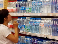 Mintel: China bottled water sales in decline