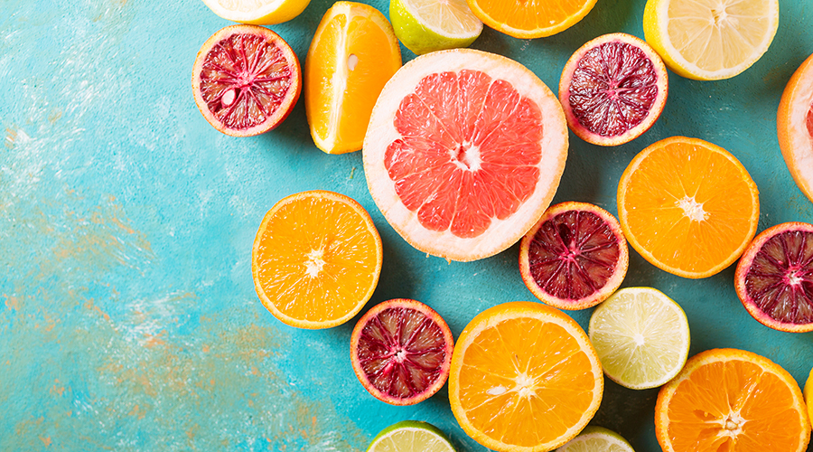 Exotic citrus flavours take the limelight