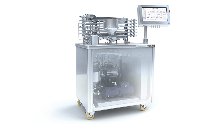New service unit from Armfield increases flexibility of R&D