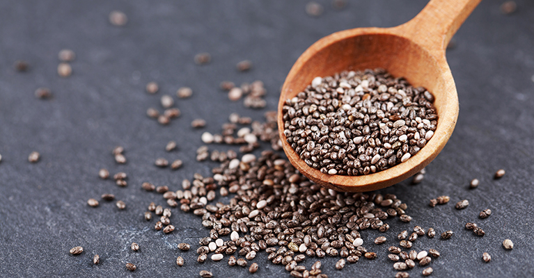 Chia seeds see biggest growth among superfoods