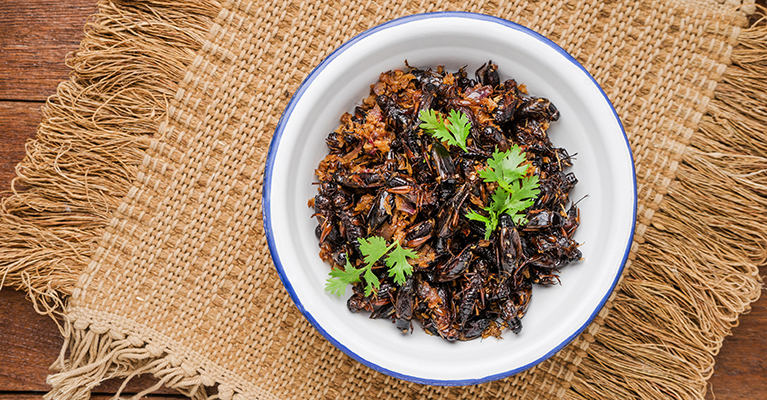 What will bring edible insects to the mainstream?