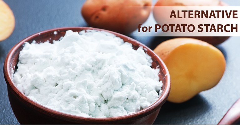 Potato Starch Alternative from SMS