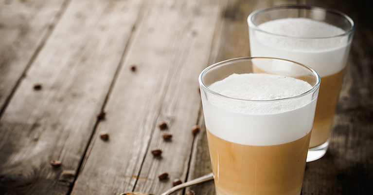 Nestlé launches plant-based frothy coffees