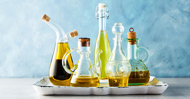 Vegetable oils on the rise in new food launches