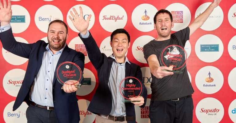 FoodBytes! by Rabobank winners announced