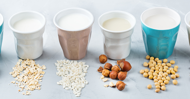 What's new in milk alternative ingredients?