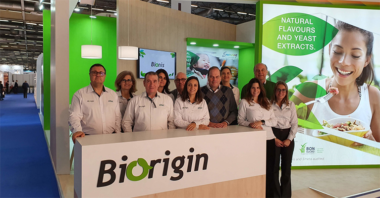 Biorigin promoted clean label solutions at FIE