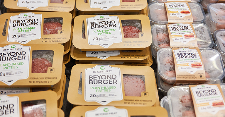 Beyond Meat signs long term, high volume Roquette deal