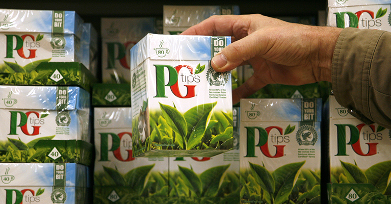 Unilever to exit tea business?