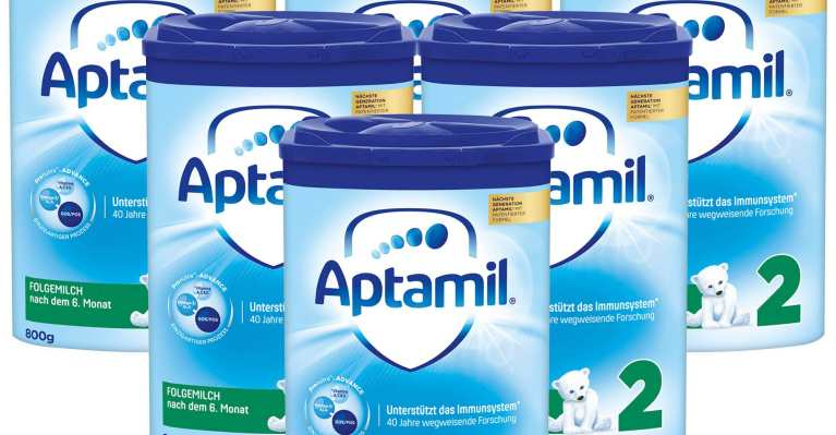 Danone launches Baby Formula Track & Connect