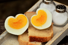 Unscrambling the myths around eggs and heart health