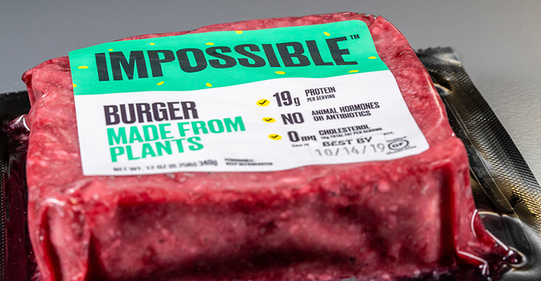 Impossible Foods raises another $500 million