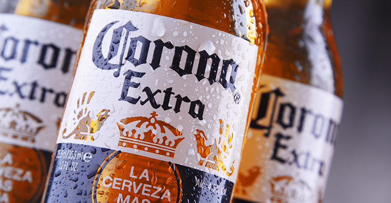 Grupo Modelo suspends beer production in Mexico