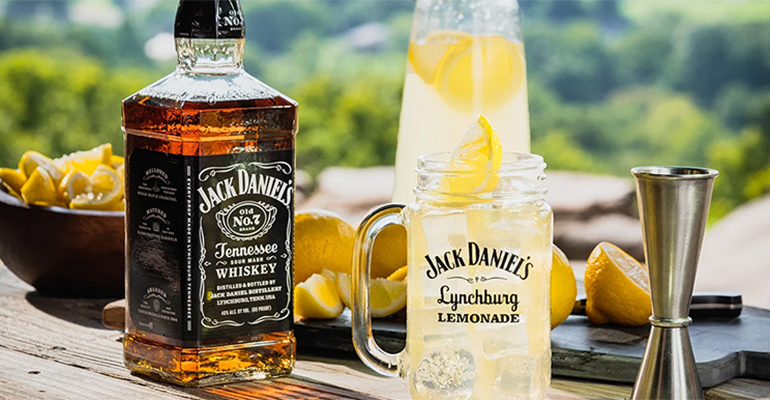 Jack Daniels and Drinkworks team up for cocktails in a pod