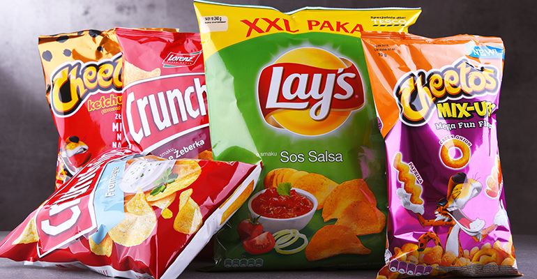 Frito-Lay releases its new U.S. Snack Index, shows summer trends