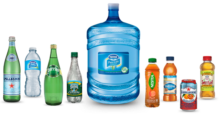 Nestlé contemplates divestiture of North American Waters division