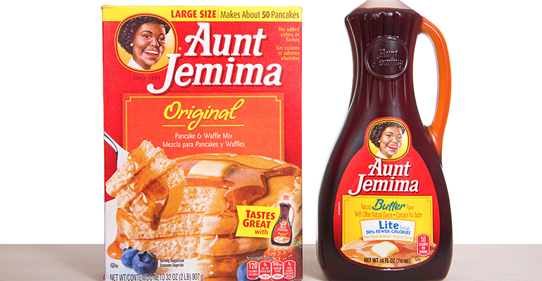 PepsiCo's Aunt Jemima brand to retire its name and logo