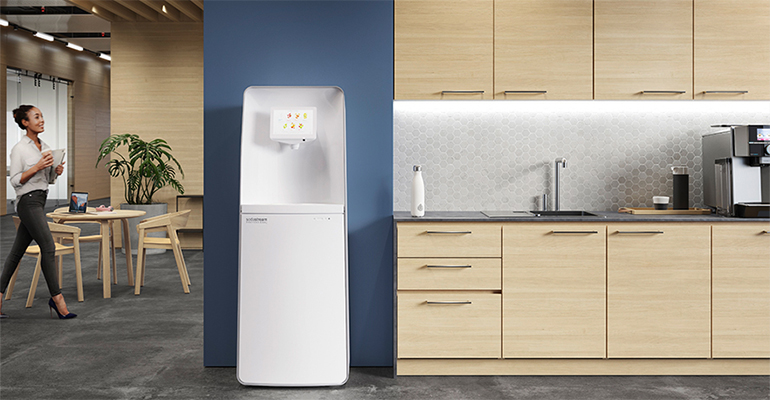 PepsiCo releases SodaStream Pro for universities and offices