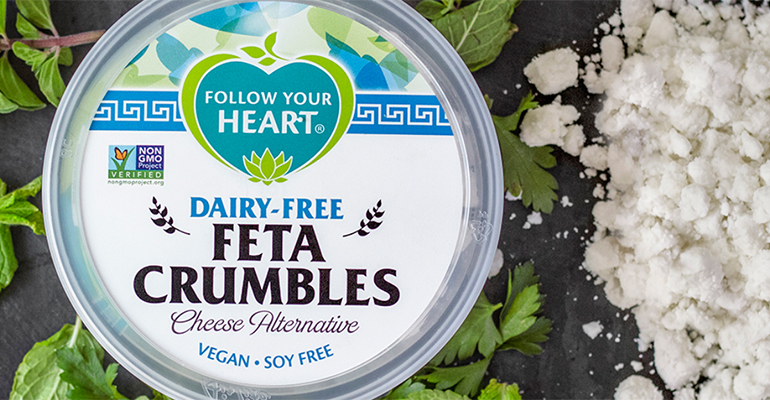 Follow your Heart releases dairy-free feta