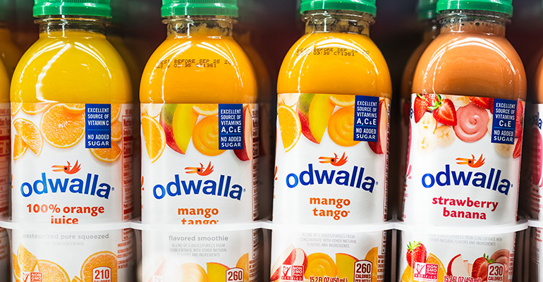 Coca-Cola to discontinue its Odwalla brand