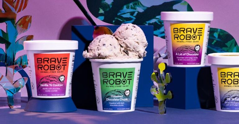 Two plant-based investment arms are created and invest in ice cream