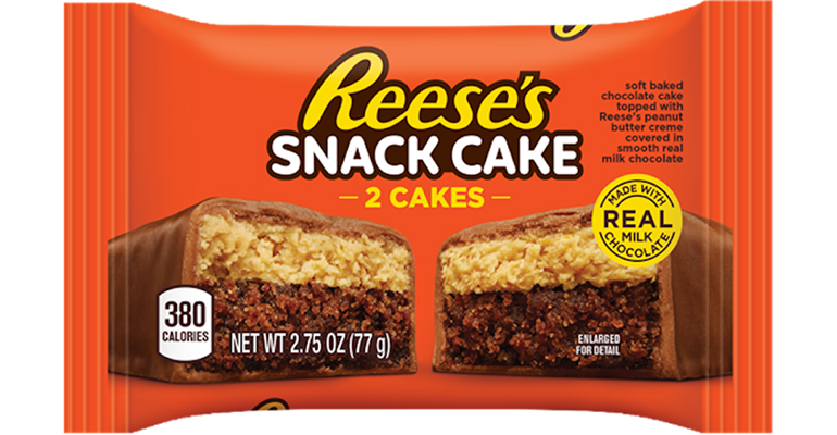 Reese's launches snack cakes for breakfast