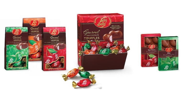 Jelly Belly sweetens the deal with premium chocolate
