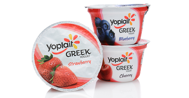 General Mills looks to sell its Yoplait brand