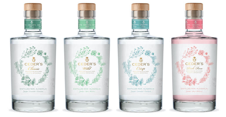 UK's Ceder's gin is debuting in the U.S.