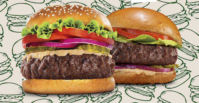 Beyond Meat unveils the next generation of its Beyond Burger