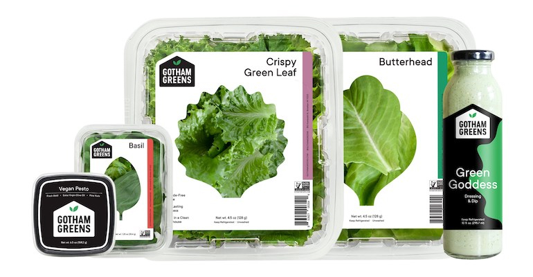 Gotham Greens expands its local greenhouses with $87M in funding