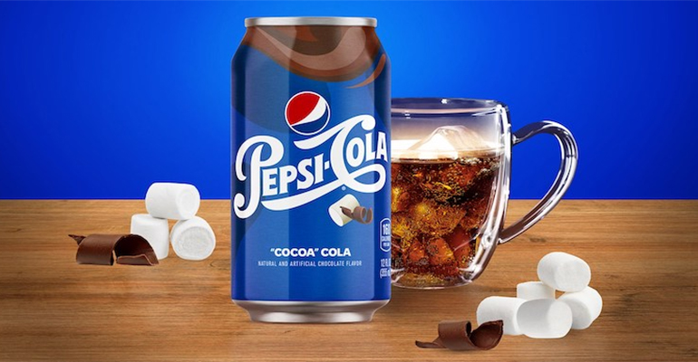 "Pepsi debuts its own ""Cocoa"" Cola flavor"