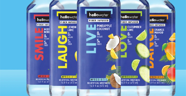 Hellowater partners with agricultural company on toxin-fighting beverage line