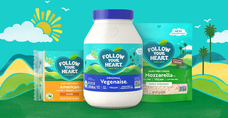 Danone acquires the LA-based vegan dairy maker Follow Your Heart