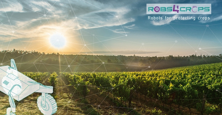 Eight million Euro project aims to bring robotic farming to Europe