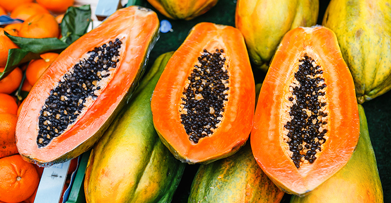 Papaya waste upcycled for nutritious snack bars in Ethiopia