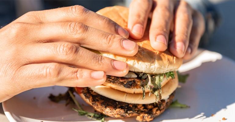 Akua launches burger made from regenerative kelp