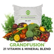 GrandFusion Nutrient Powders from Fruits and Vegetables