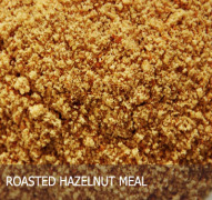 hazelnut meal