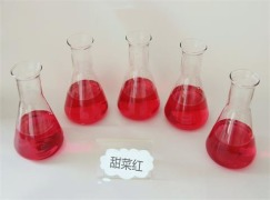 Beetroot red