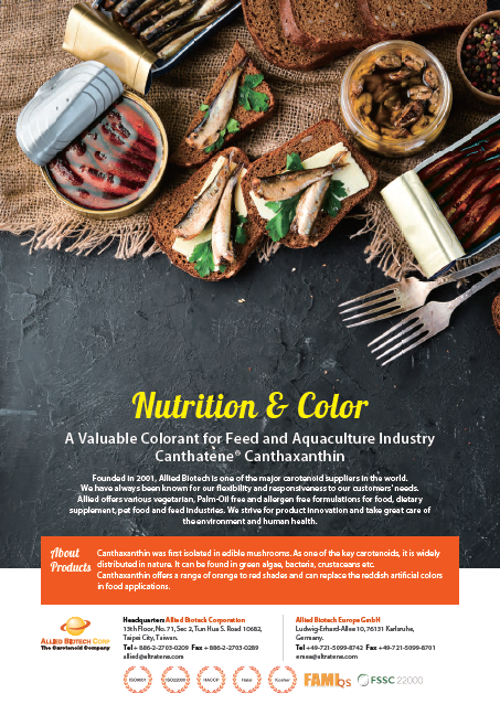 Product Flyer-Canthaxanthin