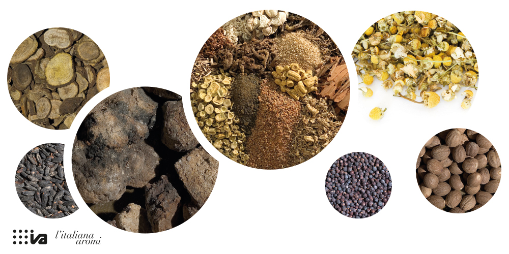 BOTANICALS, We have been processing them since 1890!