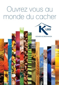 KLBD brochure for ingredients companies - French