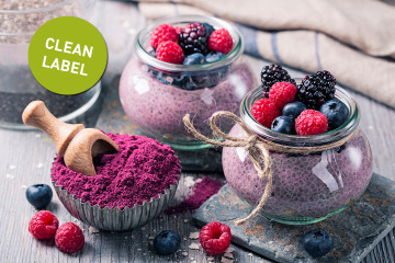 FRUIT POWDER | CLEAN LABEL